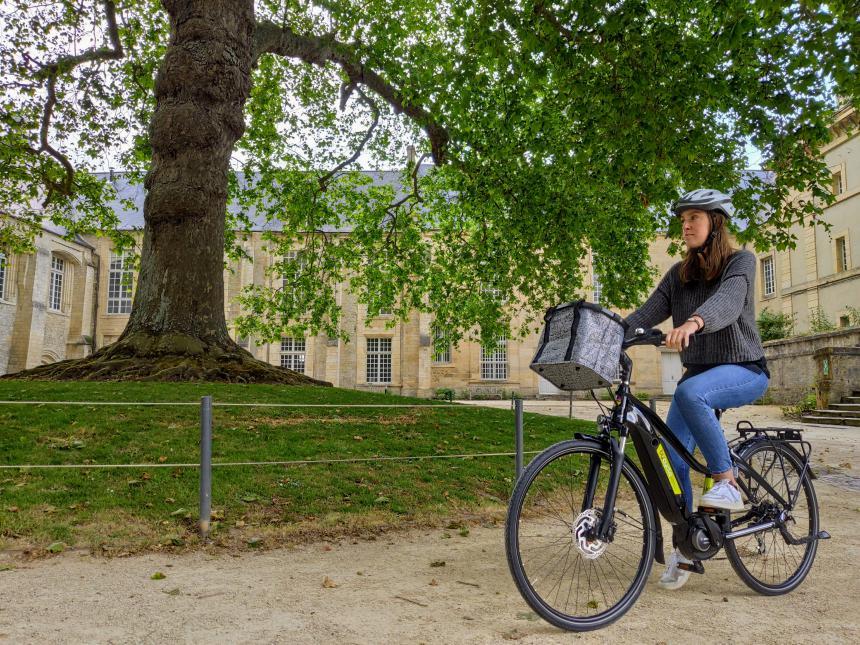 Bycycle à Bayeux