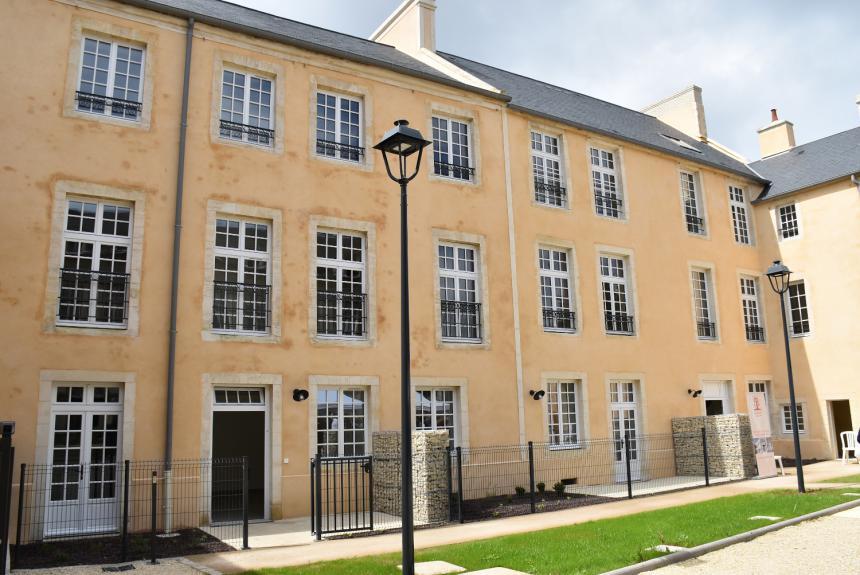Ancienne institution Jeanne d'Arc à Bayeux