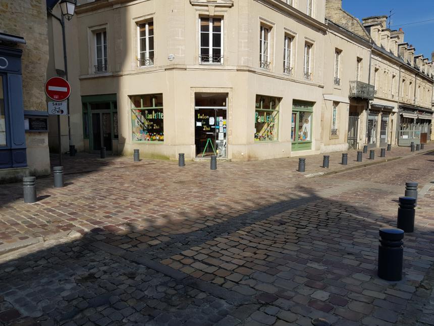Rue du Bienvenu à Bayeux