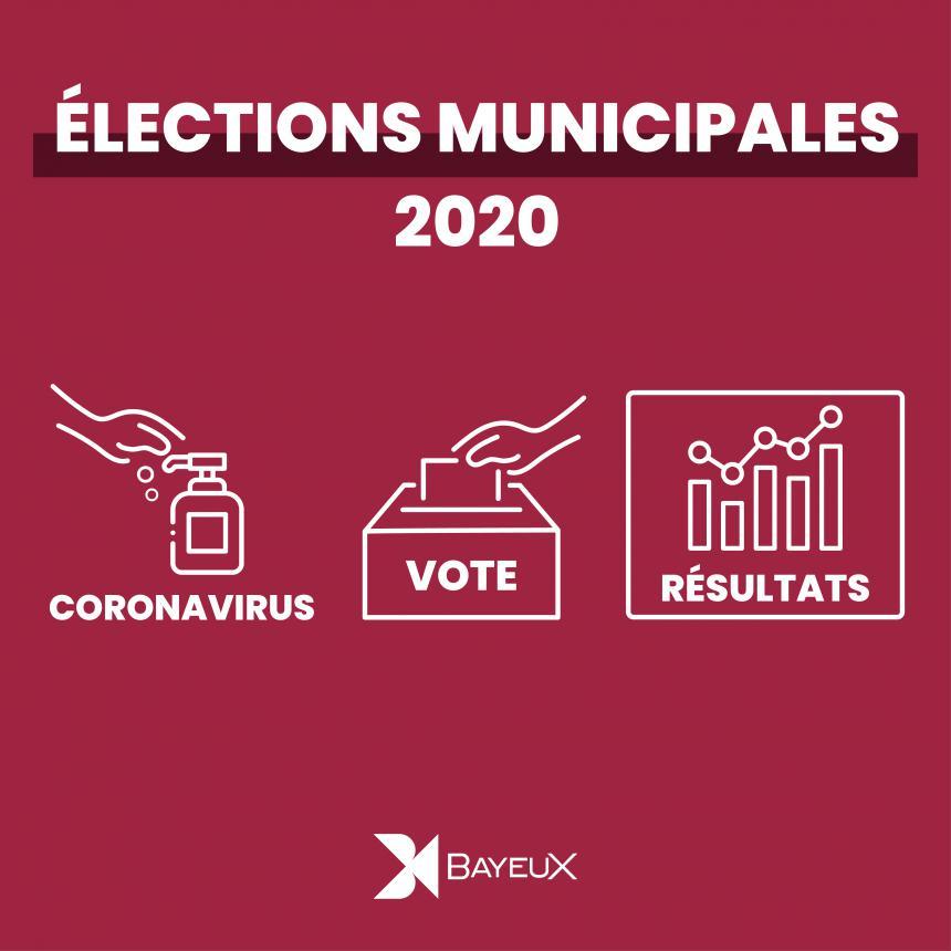 Élections municipales 2020 à Bayeux