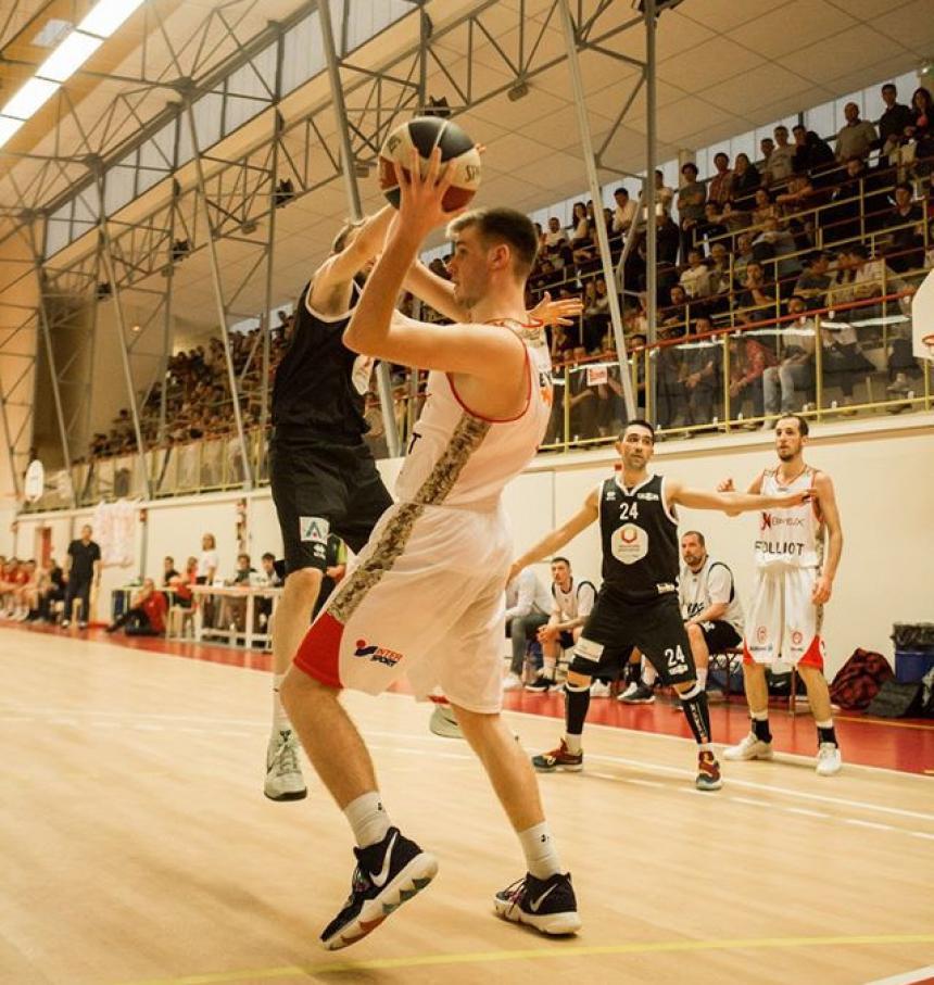 Match de basket à Bayeux