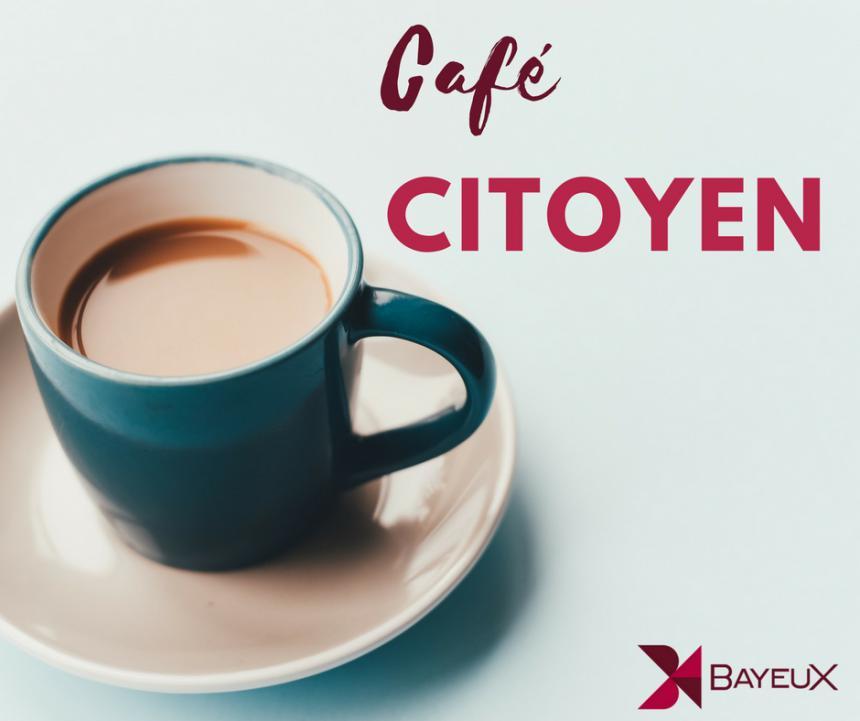 Café Citoyen Bayeux ilustration