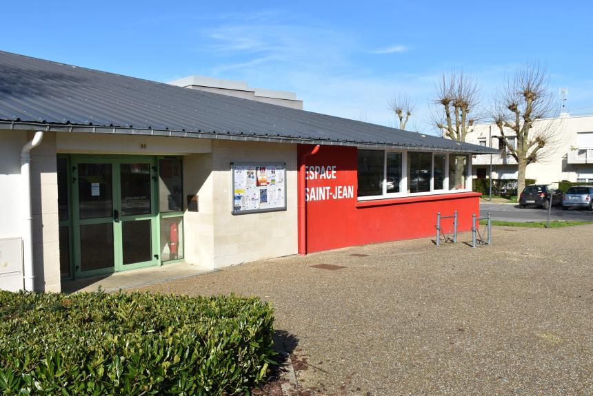 Espace Saint-Jean à Bayeux