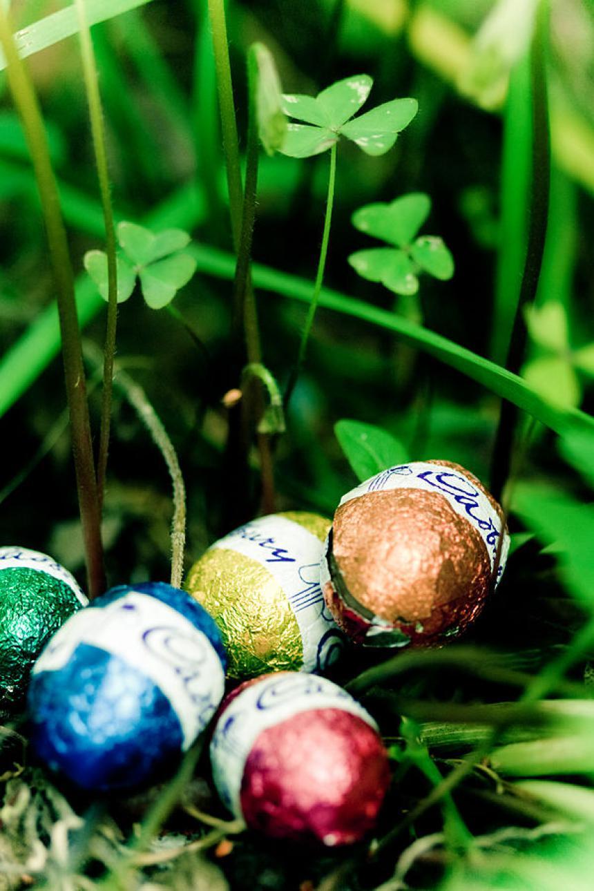 Oeufs de Pâques © Aussiegall