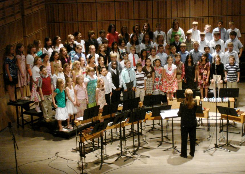 Chorale scolaire © Stilfehler