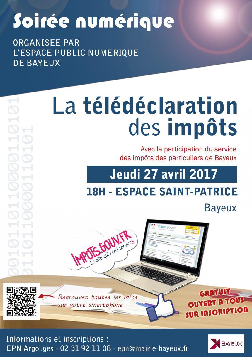 La T L D Claration Des Imp Ts Ville De Bayeux