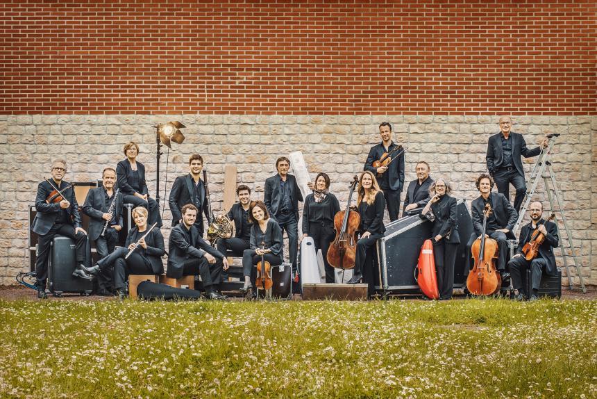 Orchestre Régional de Normandie © Jérôme Prébois