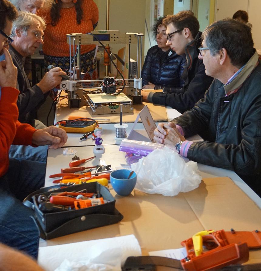 Atelier Répare Café à Bayeux